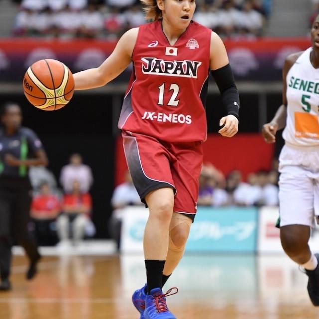 キャプテン#12 吉田 亜沙美選手