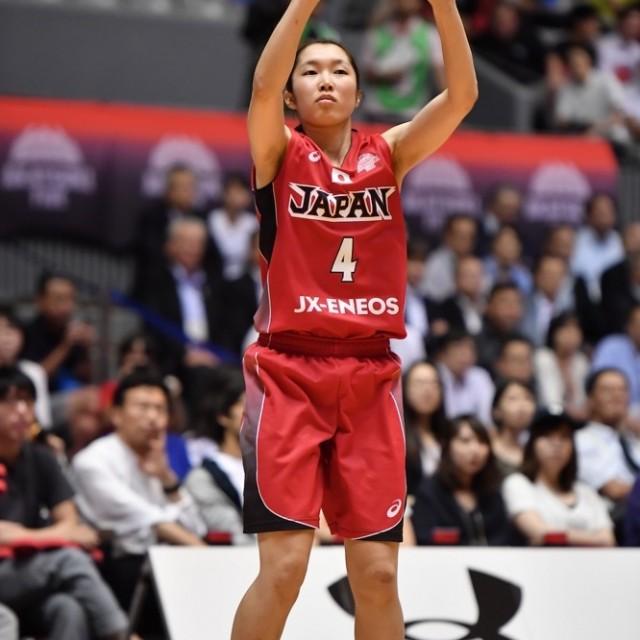 #4近藤 楓選手の3Pシュート