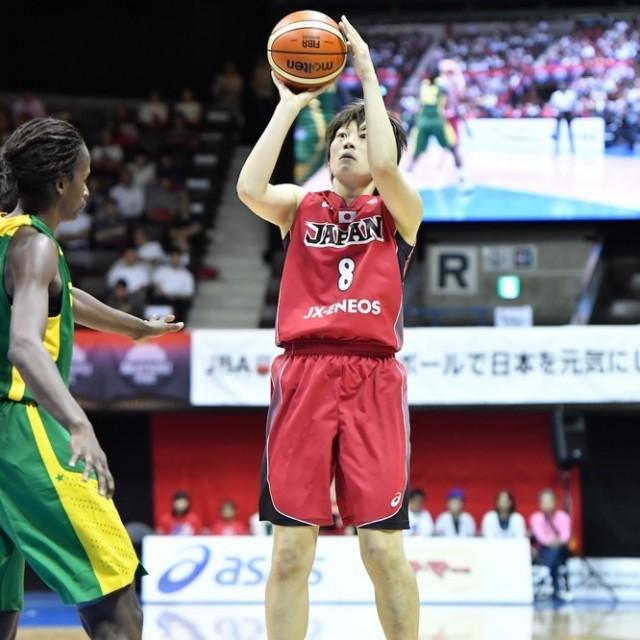 #8髙田 真希選手