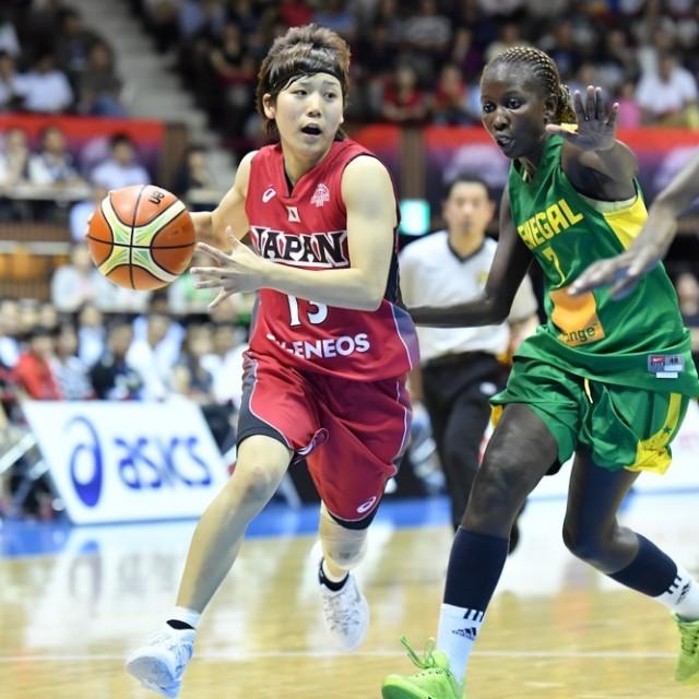 #13町田 瑠唯選手
